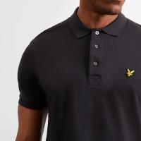 Plain-Polo-Shirt-Black-Short7